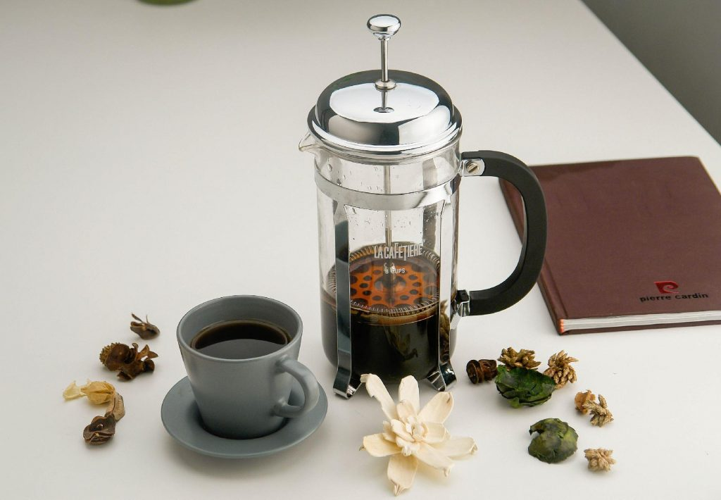 How to Make Strong Coffee in a French Press (Plunger)