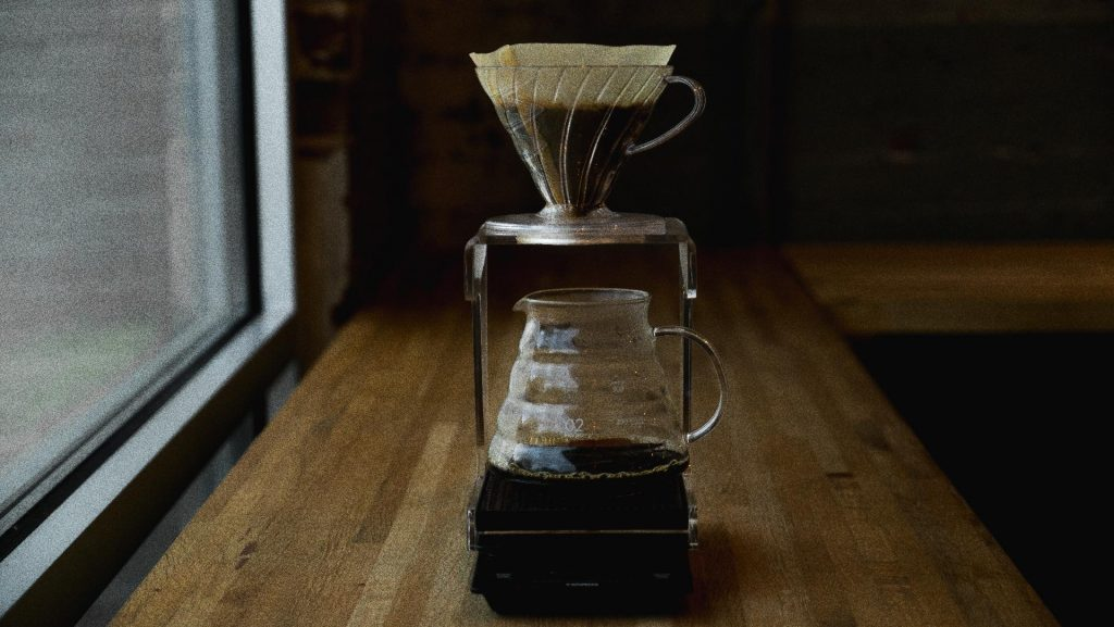 What is Pour over?